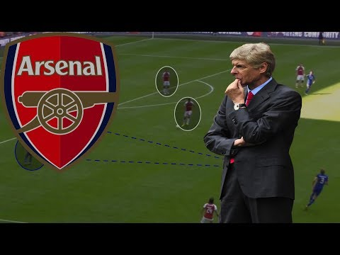 A Football Lesson By Arsene Wenger