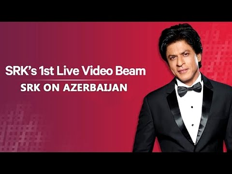SRK Used To Play Atlas - Azerbaijan | #SRKLiveOnFame