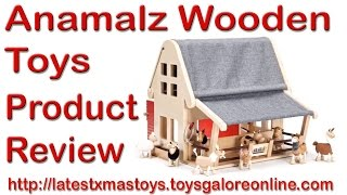 Anamalz Wooden Toys Review A Unique Collection Of Animals Made From Organic Maple Wood