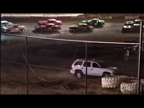 Peoria speedway 9 3 16 SS Feature