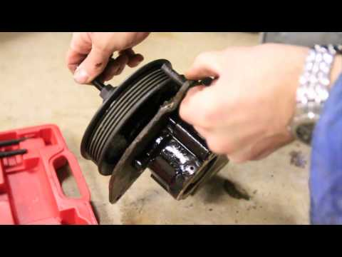 How to change your Power Steering Pump