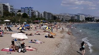 Greece Says Tourists Are Still Welcome