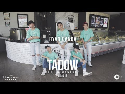 "Ryan Canda Choreography-""Tadow"" By FKJ & Masego"