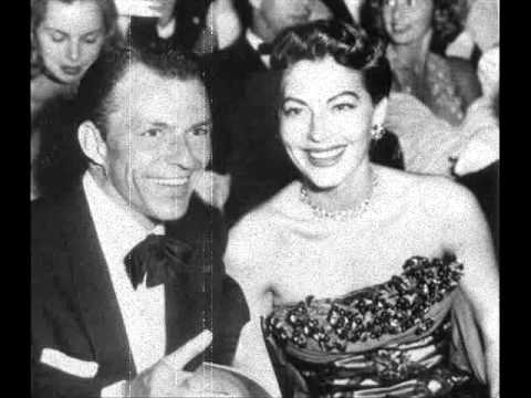 Frank Sinatra and Ava Gardner  Strangers in the night