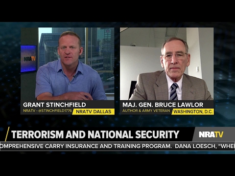 Stinchfield | Maj. Gen. Bruce Lawlor: What We Can Learn from Attacks in Europe - 5/24/17