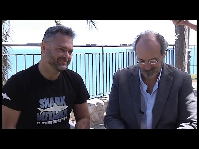Mariola Nos entrevista a Karlos Simón y Alfonso Mateo-Sagasta