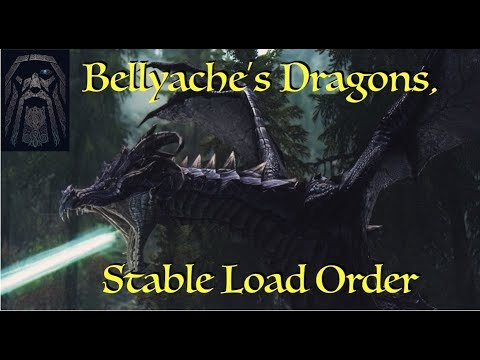Skyrim: Stable LO, New Dragons, New Blood
