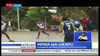 MCHEZO YA VIKAPU: Kenya inafaa kutilia maanani ukuzaji wa chipukizi