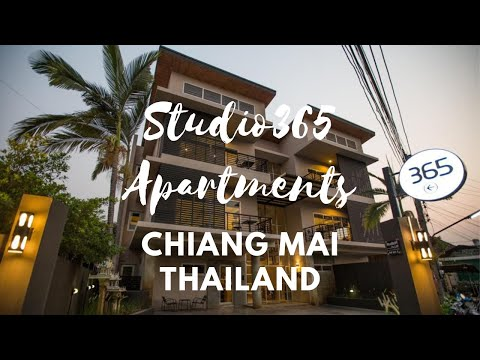 Review of Studio 99 Serviced Apartments in Chiang Mai, Thailand