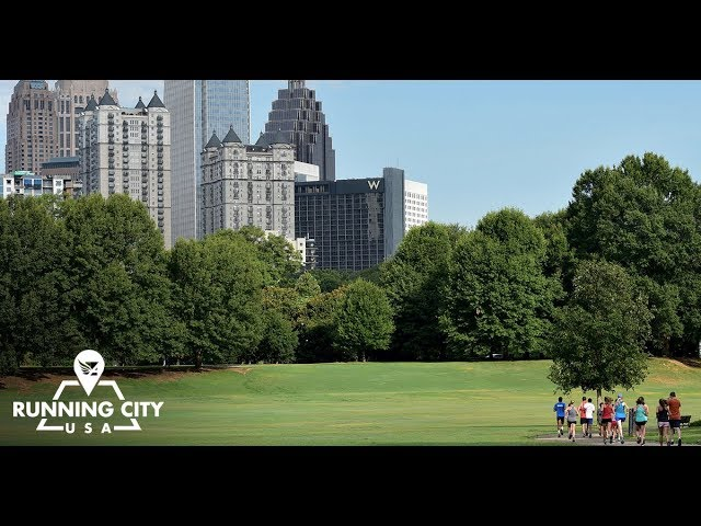 Atlanta is Running City USA