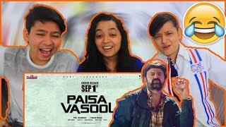 Paisa Vasool Trailer | Balakrishna | Shriya Saran | ASKD Reaction
