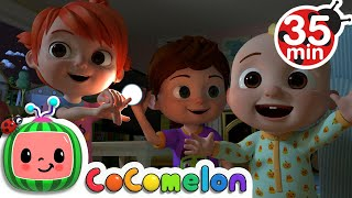 Shadow Puppets  + More Nursery Rhymes & Kids Songs  CoComelon