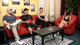 Funny Tattoos from Revolution Ink Tattoos on The SA Counter Culture Show
