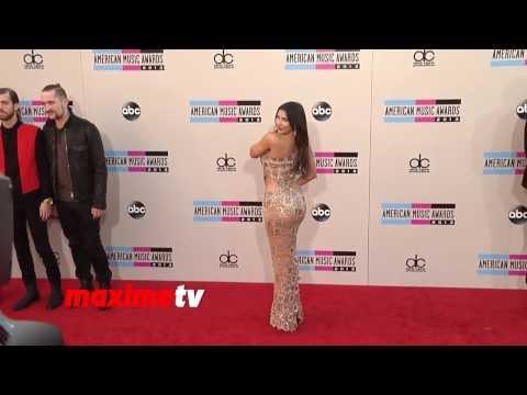 Mayra Veronica 2013 American Music Awards Red Carpet - AMAs 2013