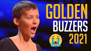 All 6 Golden Buzzers On America S Got Talent 2021 MP3