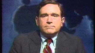 Death of Yuri Andropov breaking news clips from US TV February 10, 1984