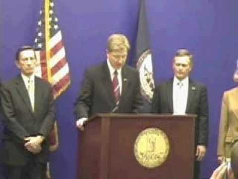 Brian Moran Announces Veterans Bill of Rights