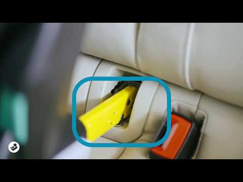 Maxi-Cosi | Kore I-Size | How To Install With Belt And ISOFIX