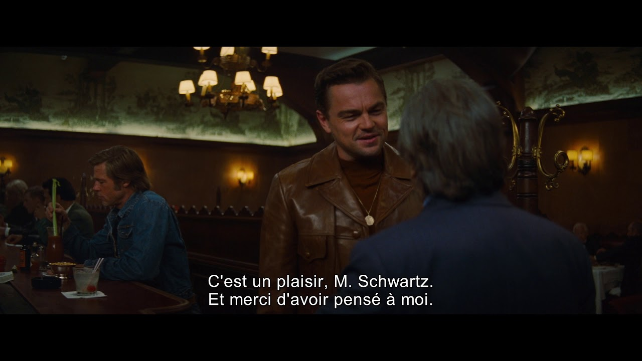 "Once Upon A Time… In Hollywood - Extrait ""Marvin, Rick and Cliff"" - VOST"