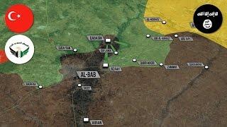10 января 2017. Военная обстановка в Сирии. Операция спецназа США в Сирии. Русский перевод.