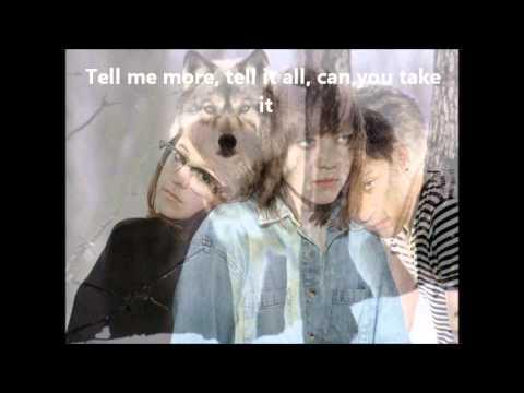Now, Now - Wolf (Lyrics)