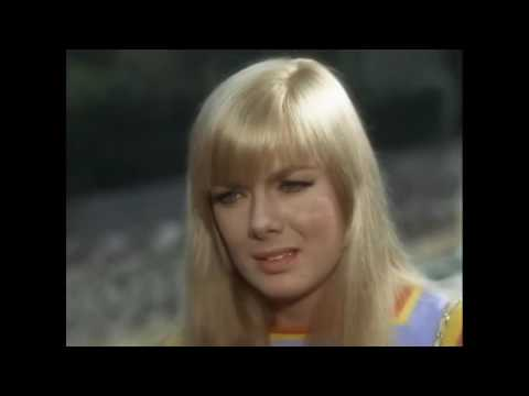 LESLIE PARRISH  Mannix: The Girl In The Frame 1968 TV