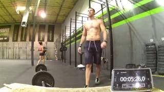 Granite Games 2016 Workout #4
