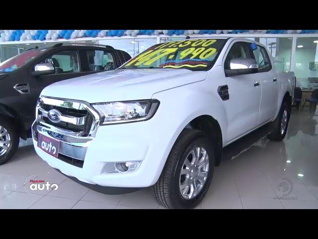 Minuto Ford: Ranger 2019 01/06/2019