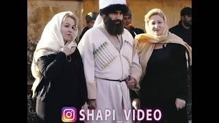 Съемки фильма 'Имам Шамиль - Ахульго'' 2018 год