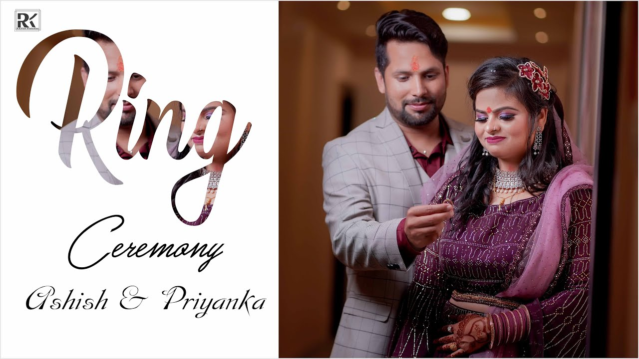Ashish + Priyanka    Ring Ceremony    2021