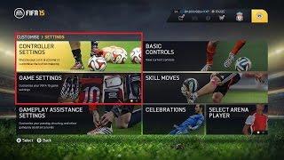FIFA 15 / Мои настройки и управление / My settings and controls(монеты FIFA 15 - http://goo.gl/VhNcTA монеты FIFA 14 - http://goo.gl/eBaZ1n [Русский язык] Мои настройки в FIFA15. Настройки игры, управлен..., 2014-10-02T21:17:58.000Z)
