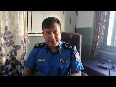 DSP Dharan Dhundiraj Newpane