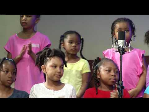Children's Choir, Reid North - Put A Praise On It