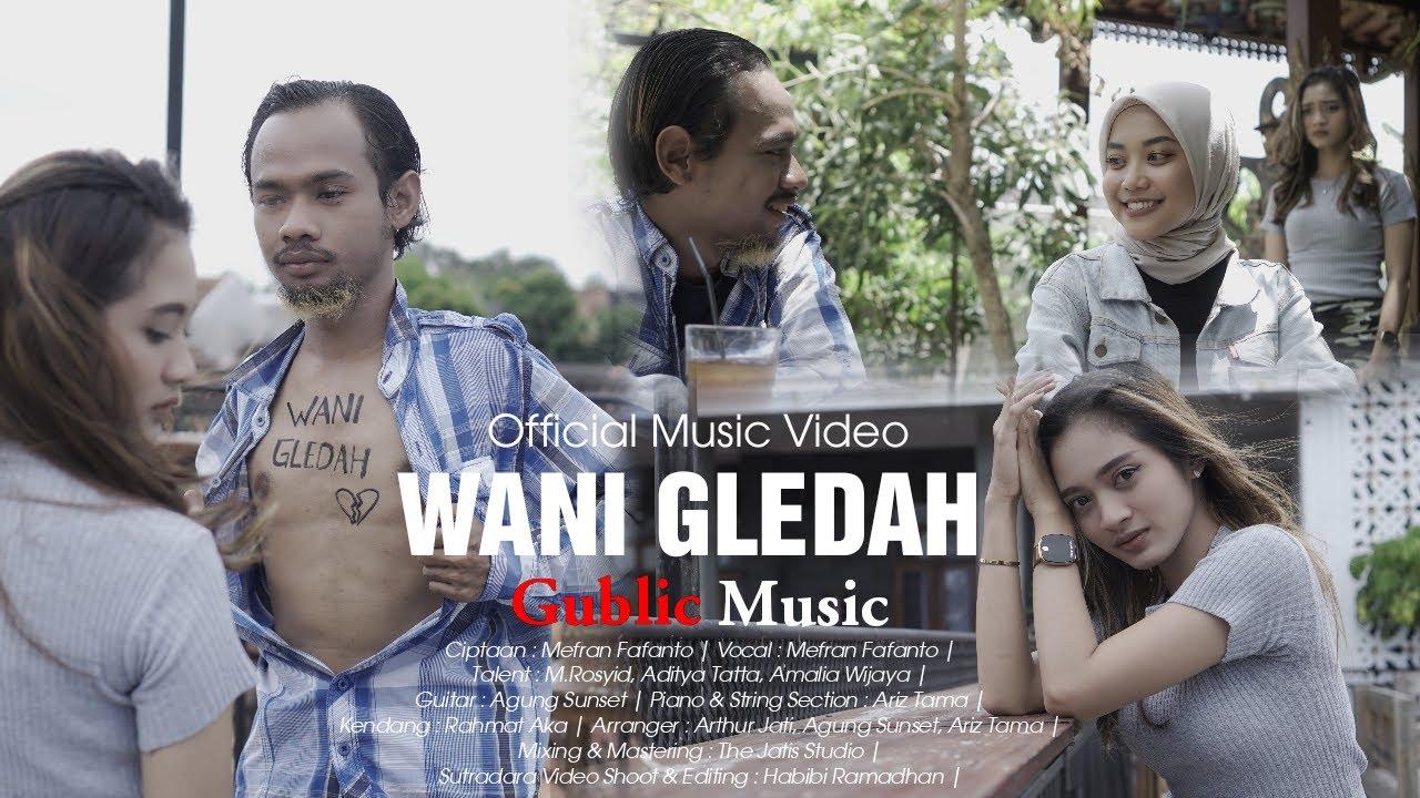 DOWNLOAD: Wani Gledah – Gublic Music (Official Music Video) Mp4