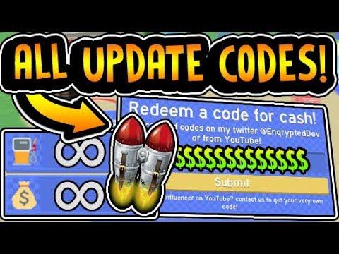 codes for jetpack simulator roblox 2019