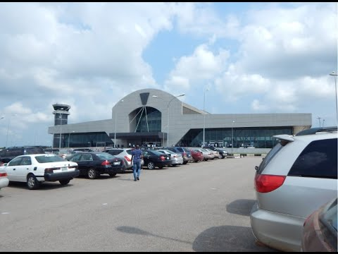 ASABA International Airport: Takeoff, Landing & Luggage Claim