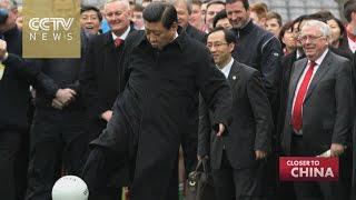 Closer to China: China's Football Reform Plan 05/24/2015 EP21