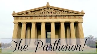 I WENT TO THE PARTHENON! | Katie Carney