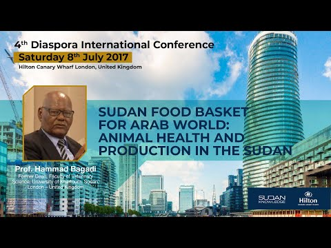 SUDAN FOOD BASKET FOR ARAB WORLD: Animal health and production in the Sudan