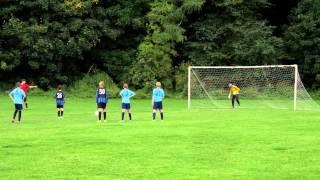 Highlights: St Bernards vs Musselburgh Youngstars U13s