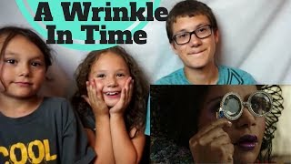 A Wrinkle In Time Official US Teaser Trailer Reaction!!!