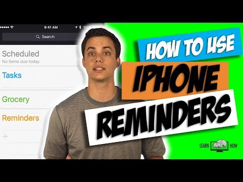 How To Use Reminders On Your IPhone