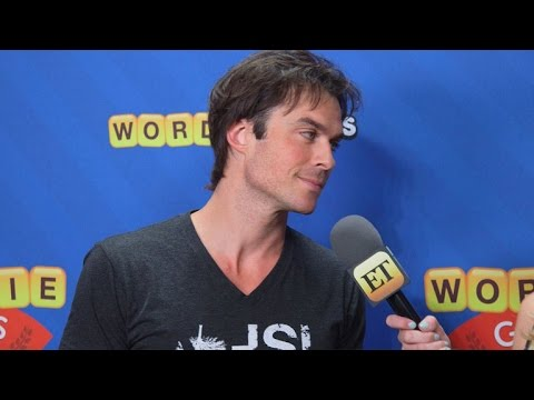 Ian Somerhalder 'Can't Wait' To Have Kids With Nikki Reed