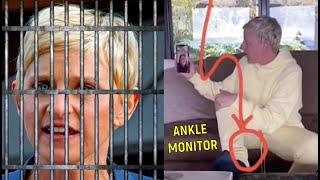 Ellen Degeneres ARRESTED!? (Ankle Monitor)