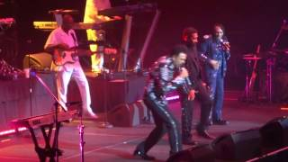 "THE COMMODORES ""Just to be close to you"" at Hard Rock Live -Florida-10-14-2016"
