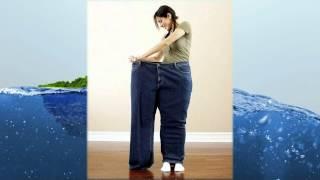 как быстро похудеть с помощью воды