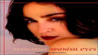 Madonna Spanish Eyes (Stone