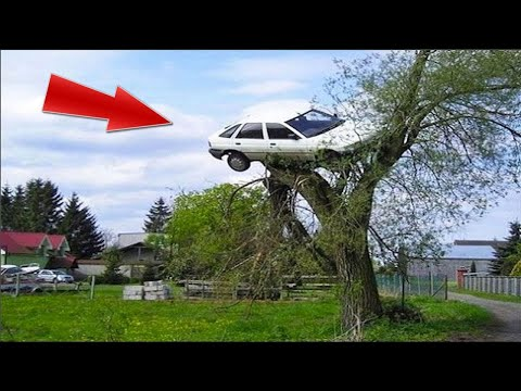 Funny Dashcam Road Accedents... Compilation !!!