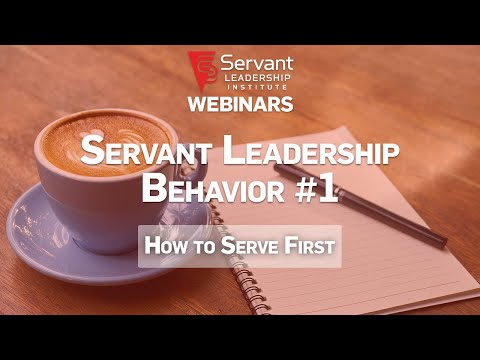How to Serve First Webinar