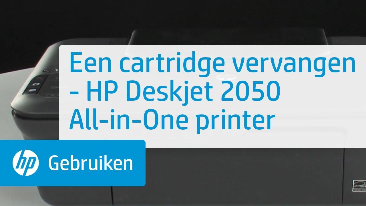 inkt printer vervangen